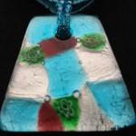Jewelry Turquoise Murano