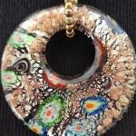 Jewelry Gold Murano