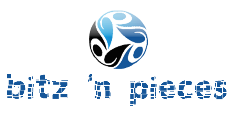 Bitz n Pieces webshop